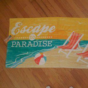"""New 4 Designs Tropical Beach/Bath Towels 30"""" X 60"""""""